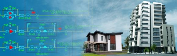Alyates Design proiectare instalatii termice, electrice si sanitare si consultanta pentru constructii